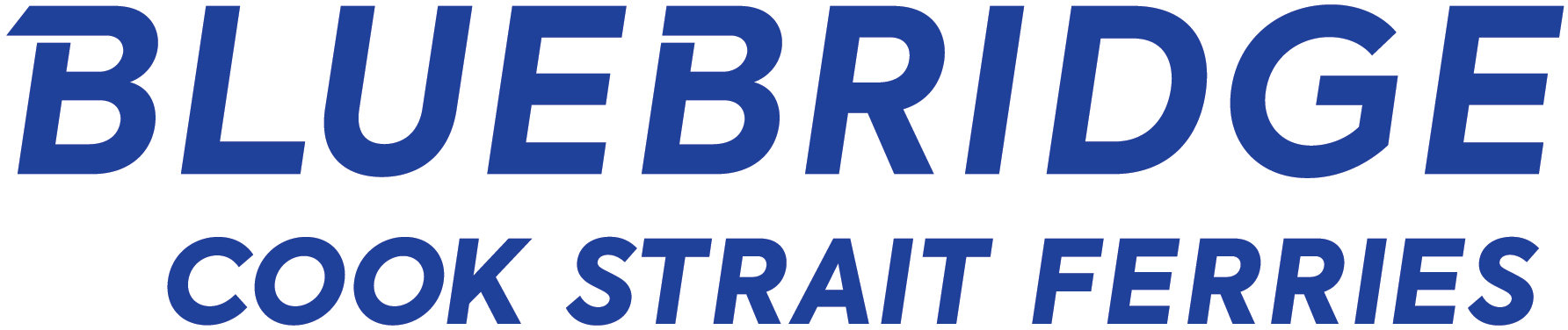 Bluebridge Cook Strait Ferries logo