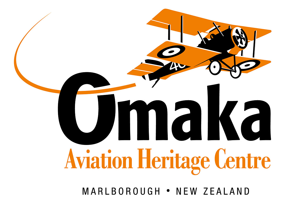 Omaka Aviation Heritage Centre logo