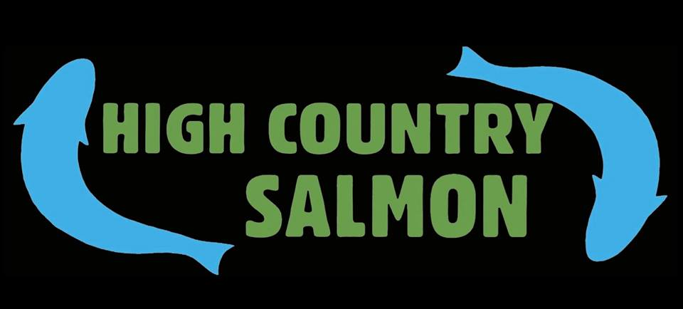 High Country Salmon table