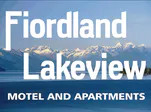 Fiordland Lakeview Motel and Apartments logo